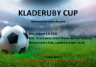 KLADERUBY CUP - Memoriál Jaroslava Rouska 2020