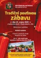 Plakat pouť 2020