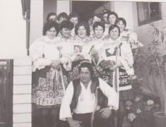 Pamětní fotky z babských hodů: