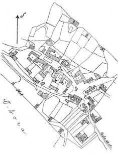 Mapa Kladerub