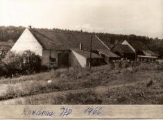 Kovárna JZD 1966.