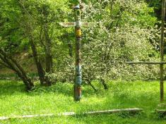 Okolí: Údolí řeky Oslavy pod Vlčím kopcem a okolí