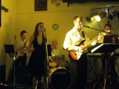 Obecní ples 2008
